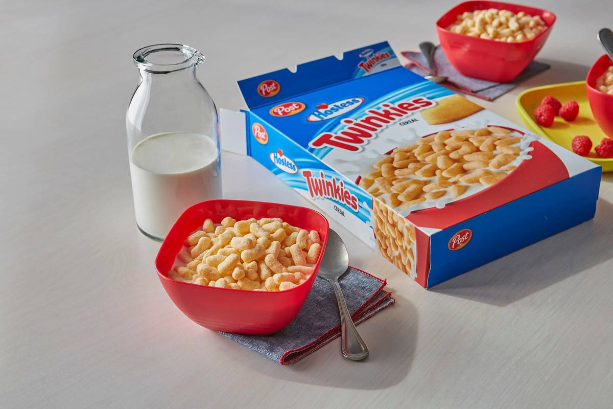 Picture of cereal