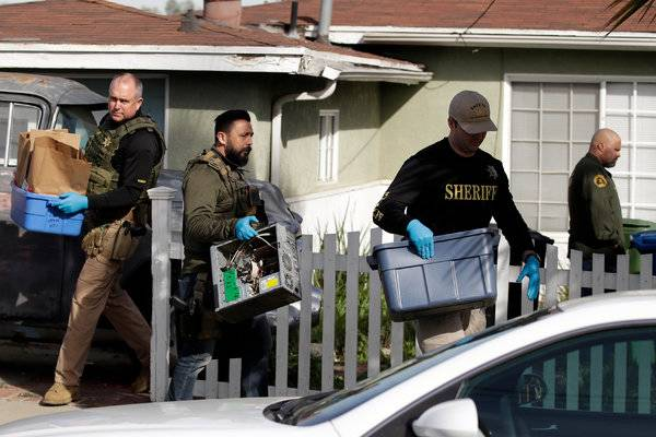 Two Months Later Another Search Warrant Was Issued