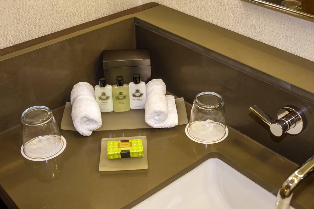 hotel toiletries