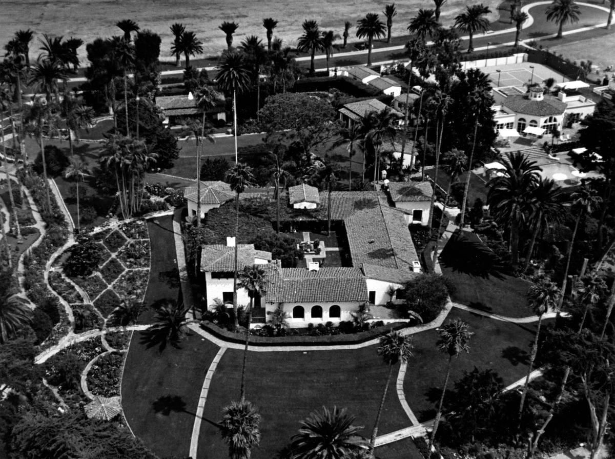 Nixon's Western White House - La Casa Pacifica