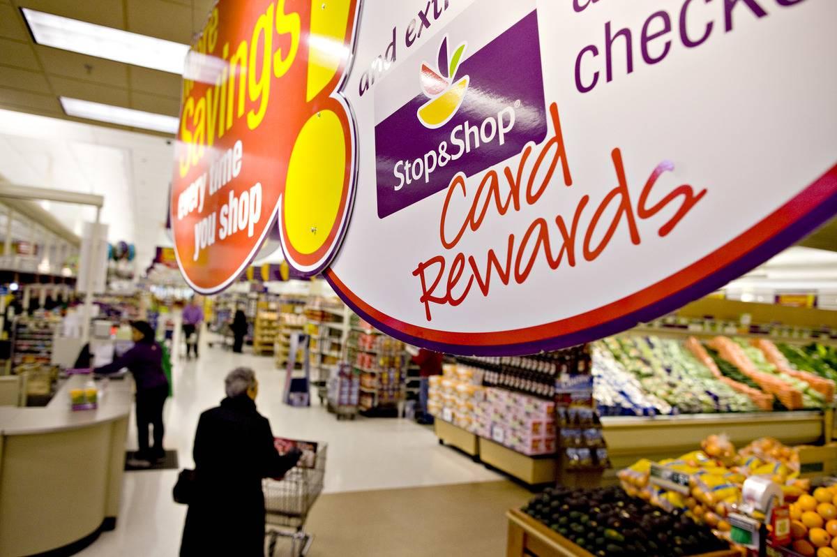 Stop & Shop Grocery Store for Koninklijke Ahold NV Earnings