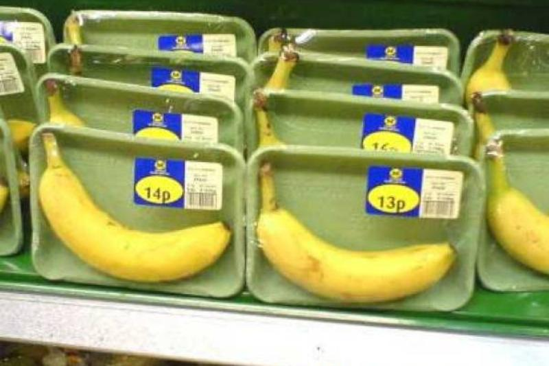 Too Bad Bananas Aren't Packaged Already...Oh, Wait
