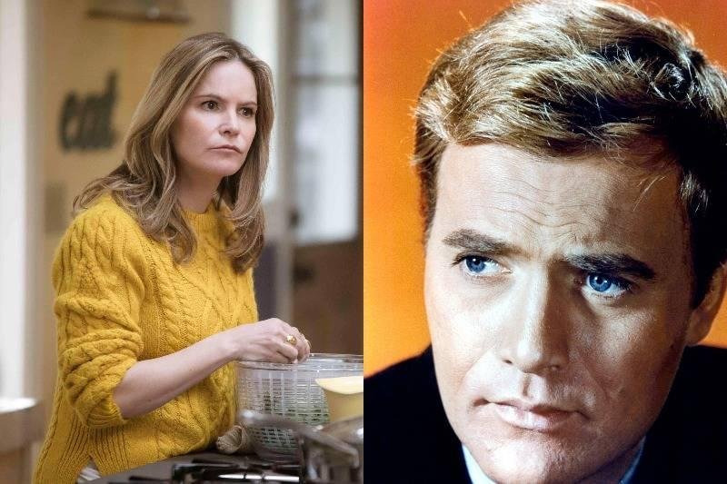 jennifer jason leigh and vic morrow side by side
