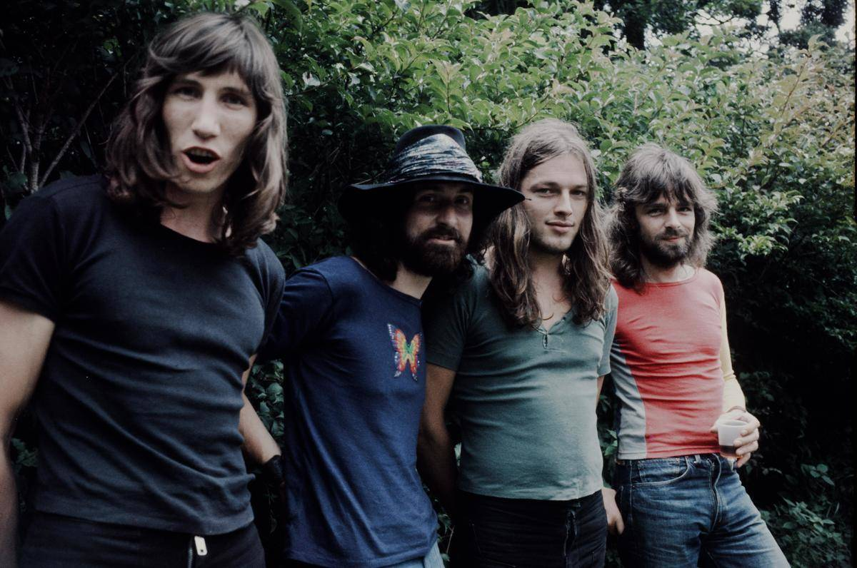 Pink Floyd Live At Hakone Aphrodite