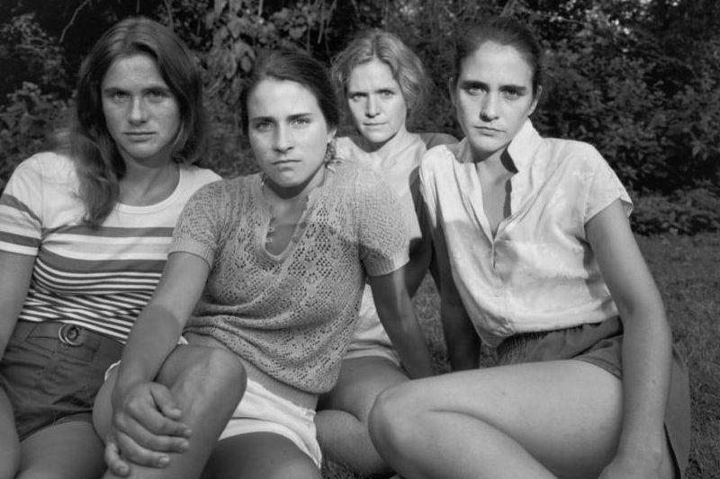 1981 four brown sisters