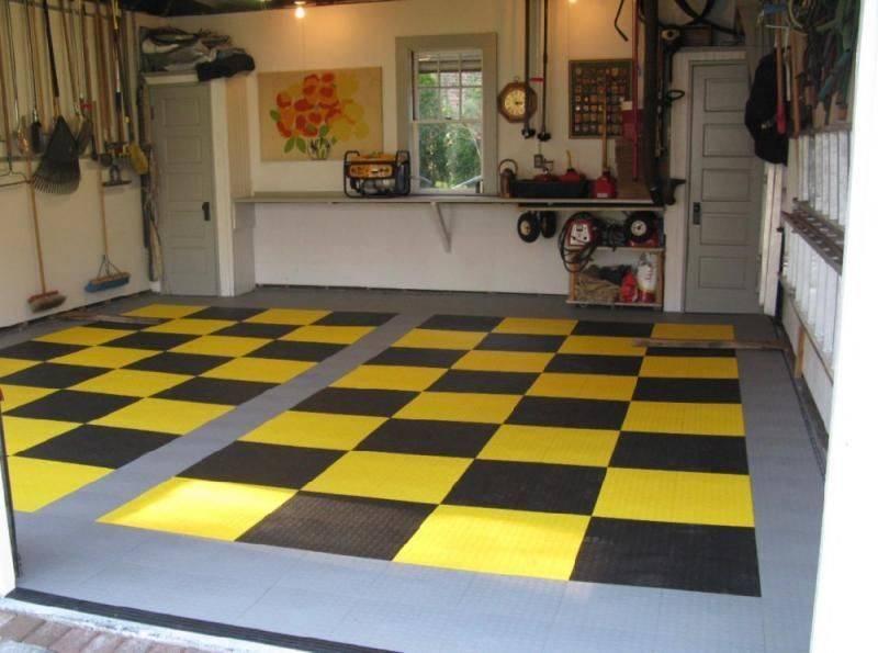 Garage Floor Gallery