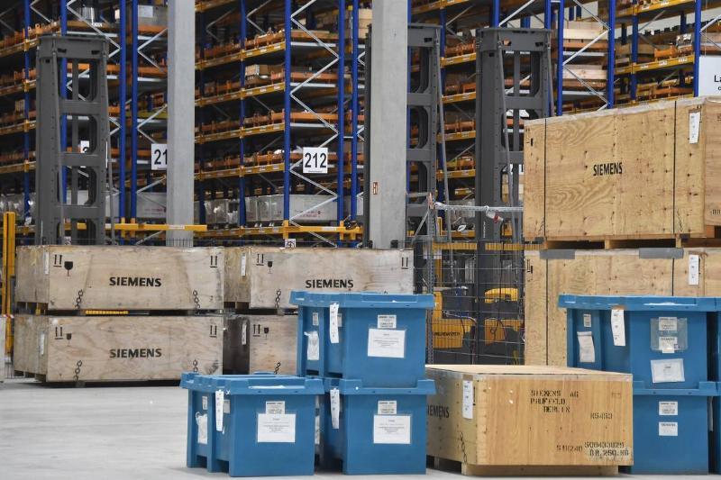 BLG Logistics Center for Siemens