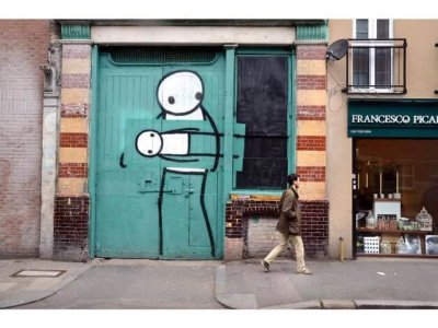 These Bizarre Works Of Street Art Deserve A Triple Look 2