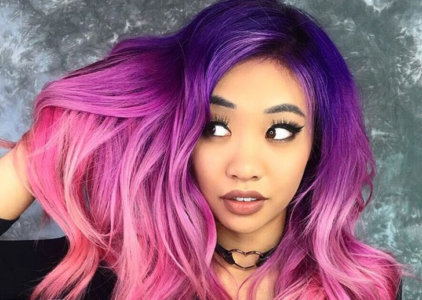 Unusual & Incredible Hair Color Designs 9