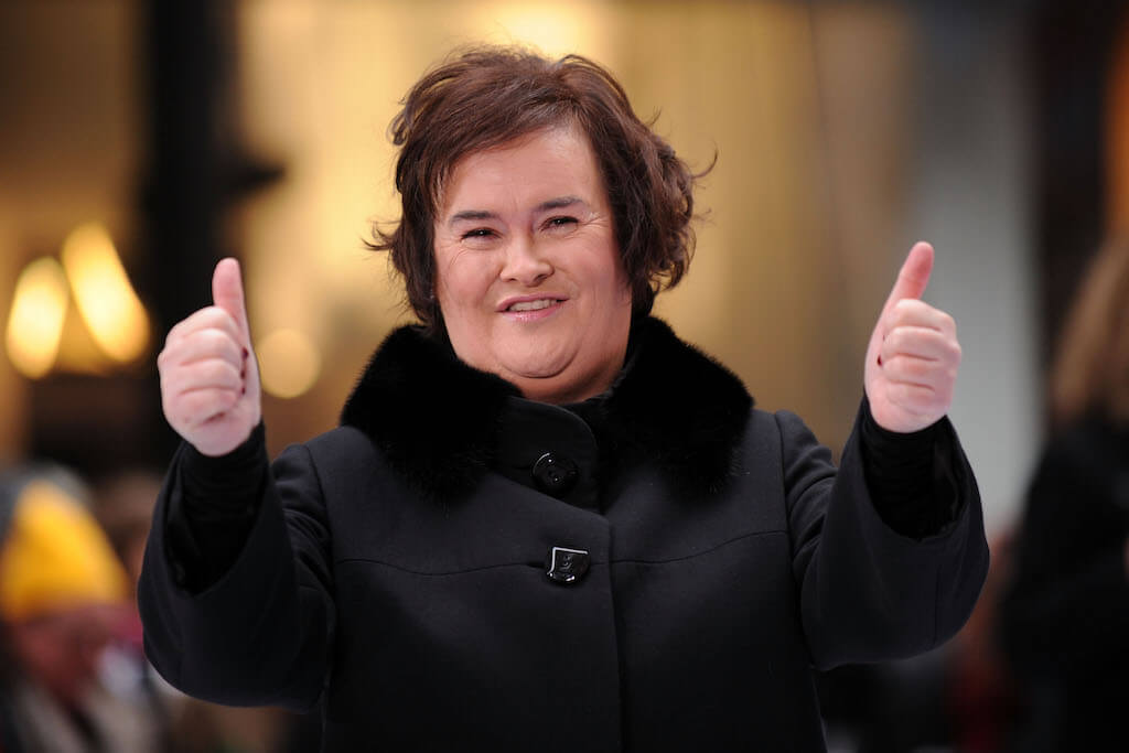 Susan Boyle Was Relieved To Discover That She Has Asperger's