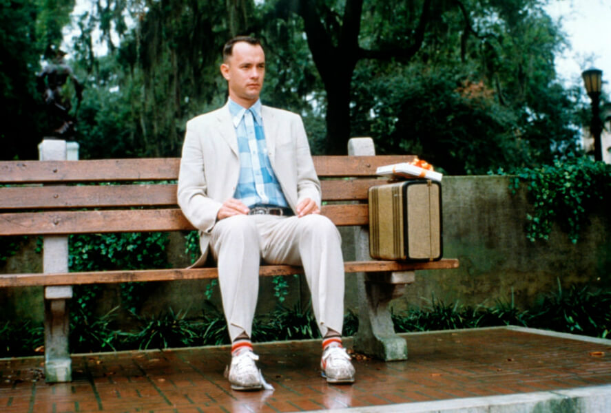 Forrest On The Bench.jpg