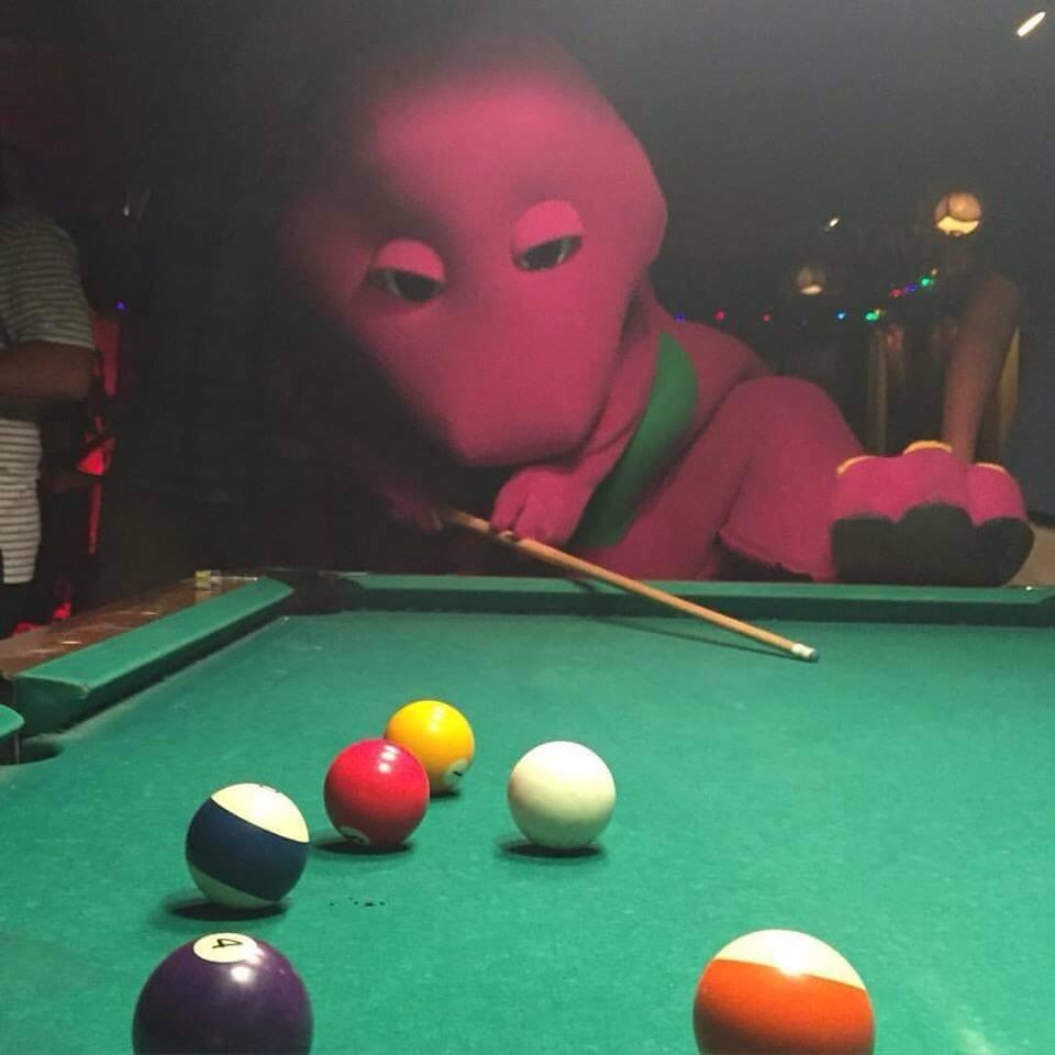 barney playing pool.jpg