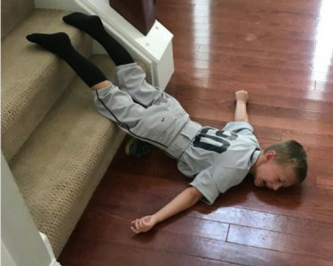 We Found Out Why These Kids Are Crying, And Honestly, We're Still Confused 15
