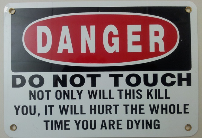 These Ridiculous Warning Labels Prove That Somone Out There Was Stupid Enough To Try It Once 6