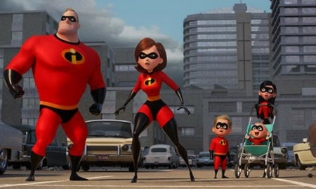 The Most Incredible Secrets Behind The Scenes Of The Incredibles Movies 15