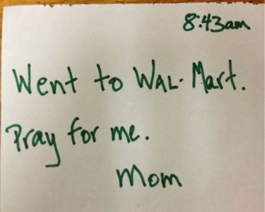These Savage Notes Prove That Parents Are The Real MVPs 7