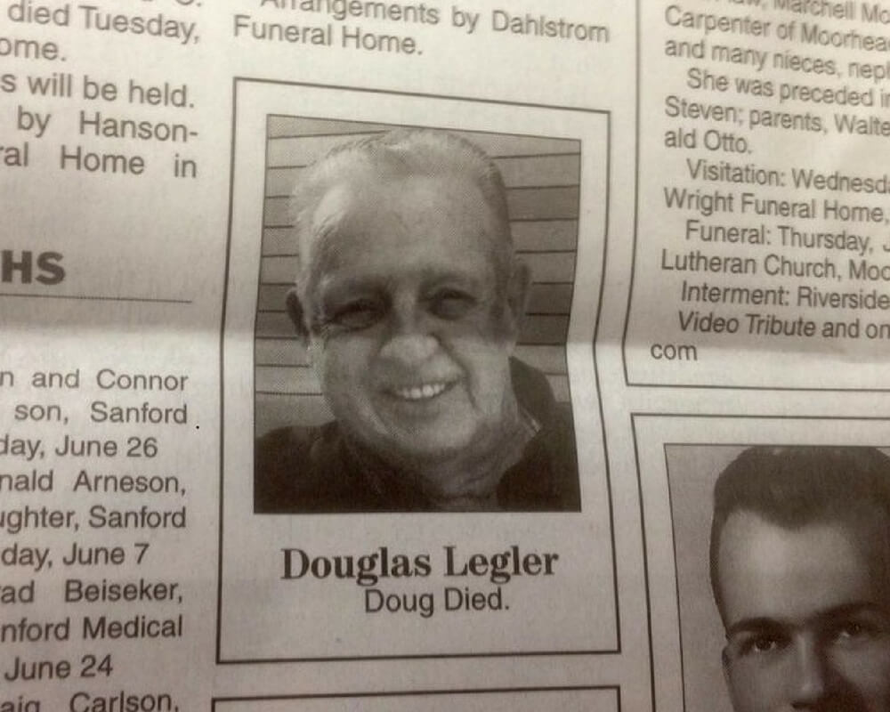 These Bizarre Obituaries Have Us Dying From Laughter And Crying For People We've Never Met 4