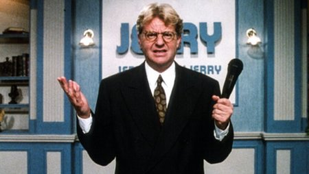 These Facts About Jerry Springer Prove Why The Worst Show In TV History Is Actually One Of The Best 11