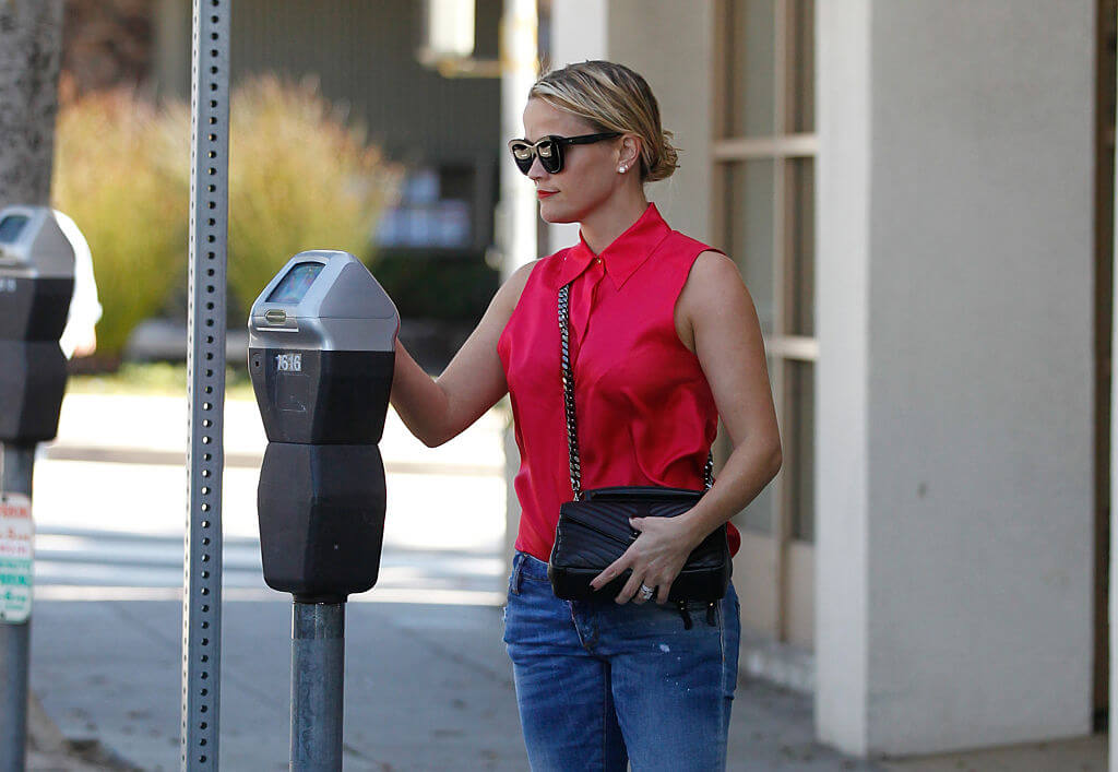 Celebrities Are The Only Ones Who Can Afford Downtown Parking In Los Angeles