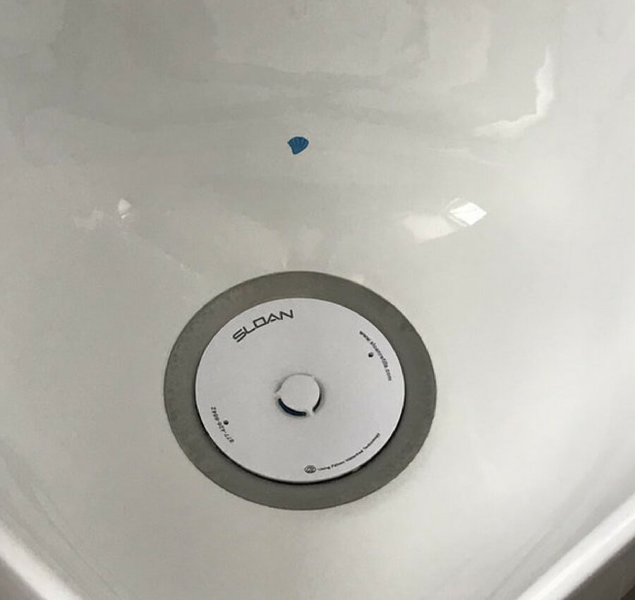 blue shell in urinals.jpg