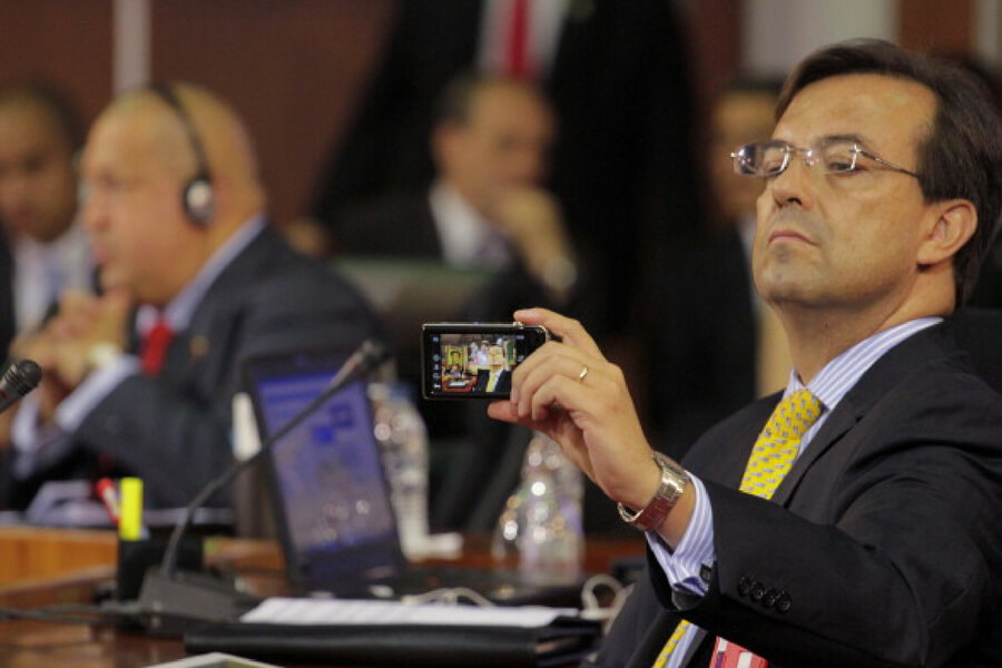 mexican delegate taking selfie.jpg