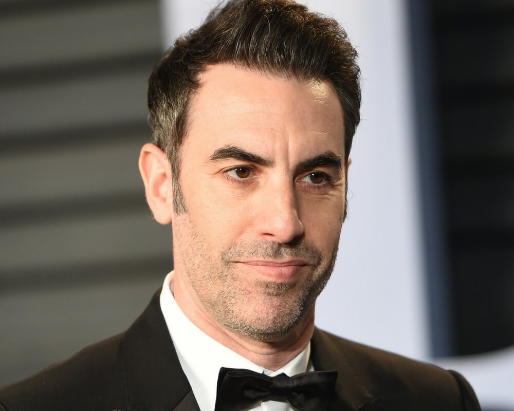 Sacha Baron Cohen Unmasked: The Man Behind The Disguises 2