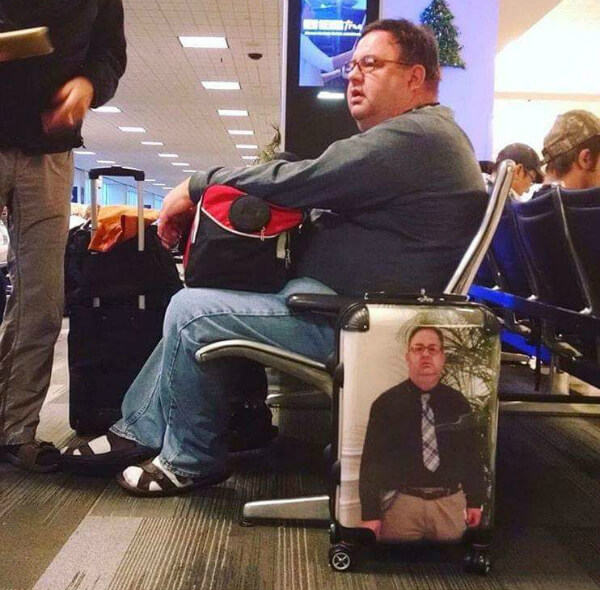 These People Are Winning At Life Despite Being Stuck At The Airport 12