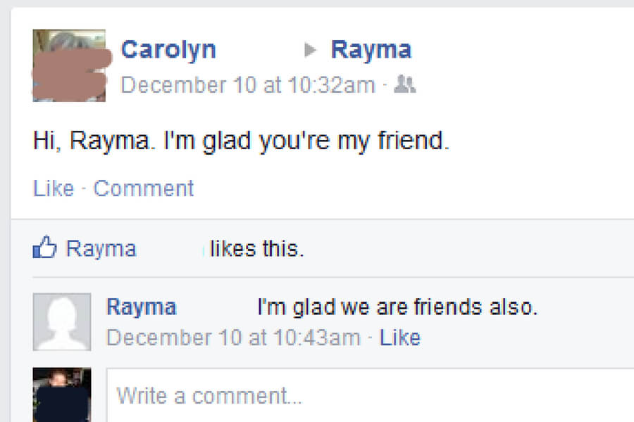 These Insanely Funny Screenshots From Facebook Prove That Old People Will Always Be The Most Savage 7