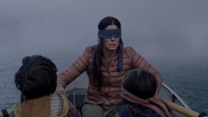 "Netflix Warns Viewers To Not Attempt The ""Bird Box Challenge"""